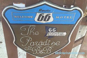 The Paradise Route 66 - Frascaro - 1
