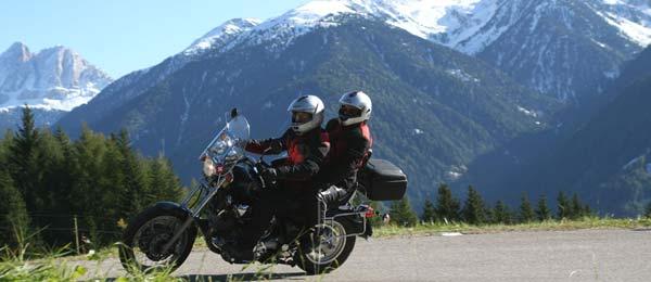 Moto in Carnia