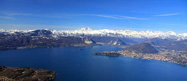 Cartina Lago Maggiore Stradale.Curve E Panorami Piu Suggestivi Del Lago Maggiore Id 231
