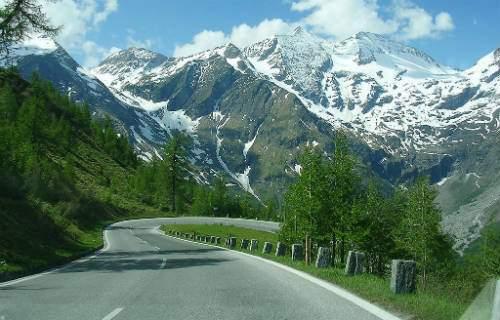 Grossglockner Tour In Moto Sulla Strada Del Mitico Passo Id 70