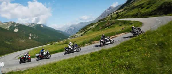 Tour in moto: Sellaronda Marmolada: il tour in moto per eccellenza