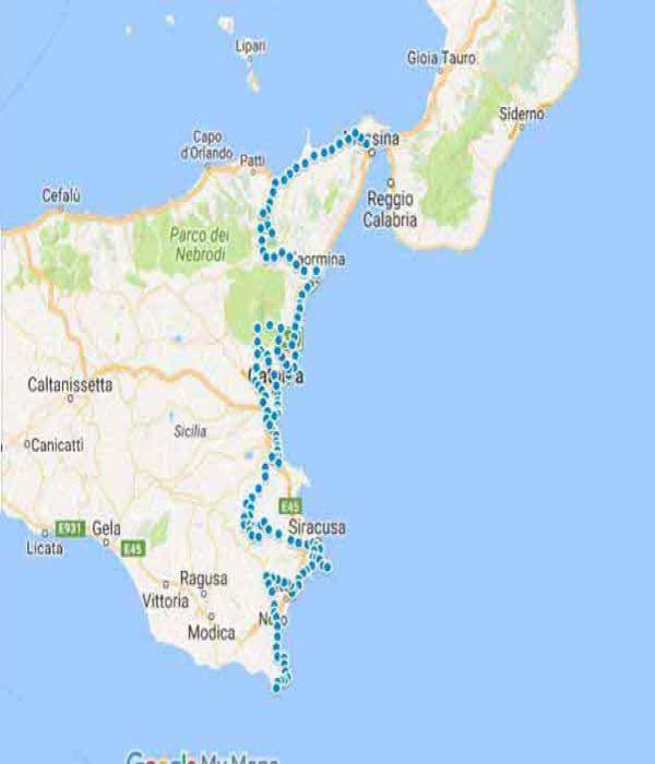 Gran tour della sicilia tappa uno laffascinante oriente id 243 gran tour della sicilia tappa uno laffascinante oriente mappa altavistaventures Gallery