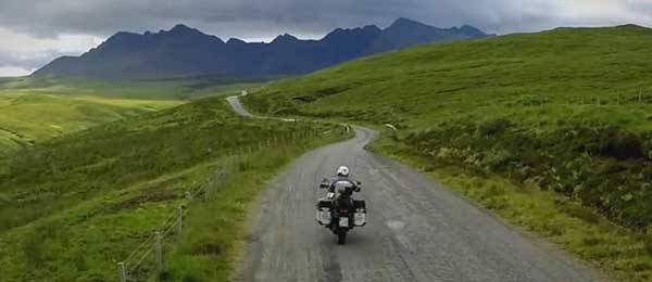 Scozia in moto: Highlands, North Coast, Skye - Tappa uno