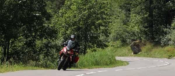 Tour in moto: Garfagnana e Lunigiana come non l'avete mai fatte in moto>